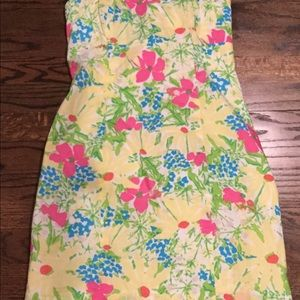 Lilly pulitzer sun dress size 0